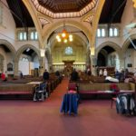Live rehearsal at St James's URC 17-05-21